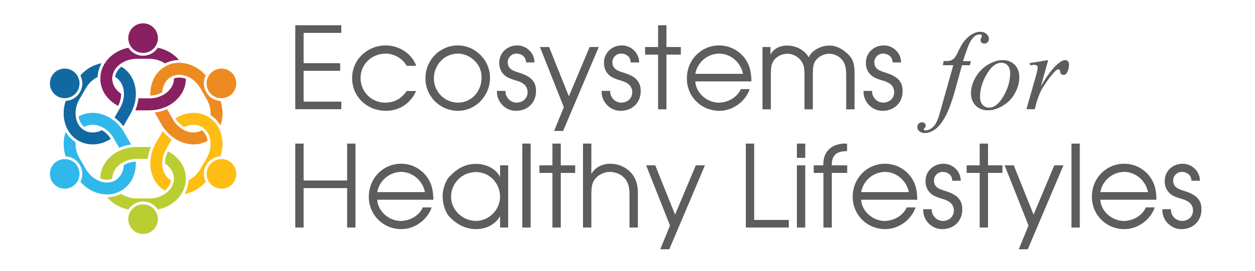 Ecosystems for Healthy Lifestyles Logo